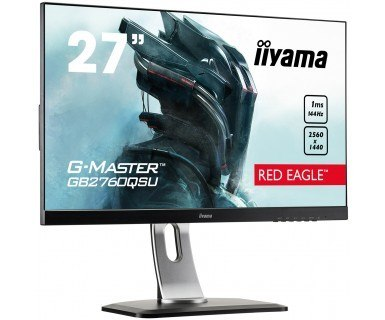 Monitor 27 GB2760QSU-B1 TN,WQHD,HDMI,DP,USB,144Hz,ETE.
