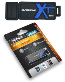 Boost XT 32GB USB 3.0 150MB/s waterproof, shockproof