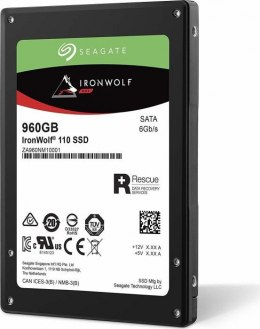 Dysk IronWolf SSD 960GB ZA960NM10011