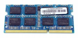 PAMIĘĆ RAM DO LAPTOPÓW DDR3 2GB SO DIMM RAMAXEL