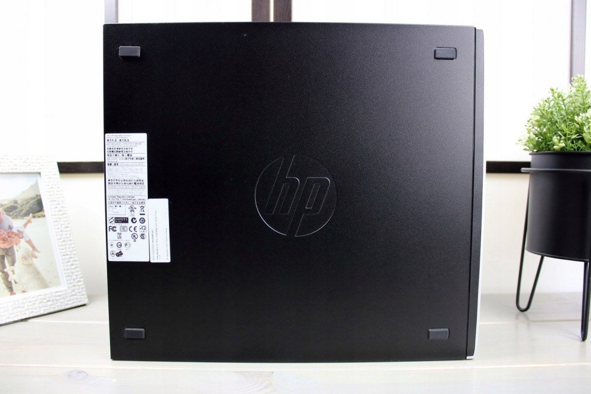 KOMPUTER HP 6300 DT I5 3GEN 16GB 120SSD WIN10 DVD