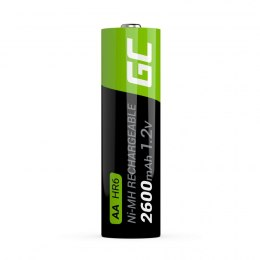 Green Cell 4x Akumulator AA HR6 2600mAh