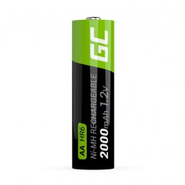 Green Cell Akumulator 2x AA HR6 2000mAh