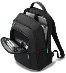 Spin Backpack 14-15.6'' Black