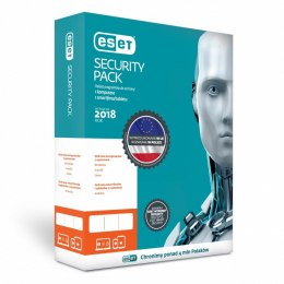 Security Pack Box 1+1 1Y PL ESP-N-1Y-2D