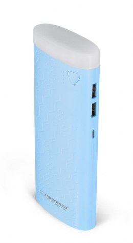 POWER BANK 10000MAH FERMION NIEBIESKI