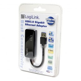 Adapter Gigabit Ethernet do USB 3.0