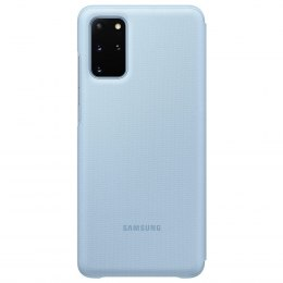 Etui Leather Cover Sky Blue do Galaxy S20+