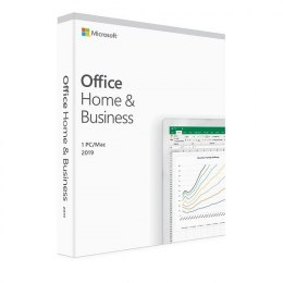 Office Home & Business 2019 PL P6 Win/Mac T5D-03319 Stary P/N: T5D-03205