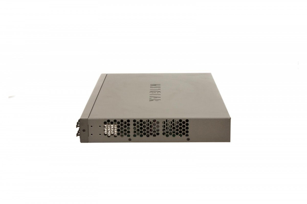 Switch Smart 48xGE 6xSFP (2xSFP Stack/Uplink) Stack - GS752TSB