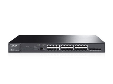 T2600G-28MPS Switch Smart 24xGb 4xSFP
