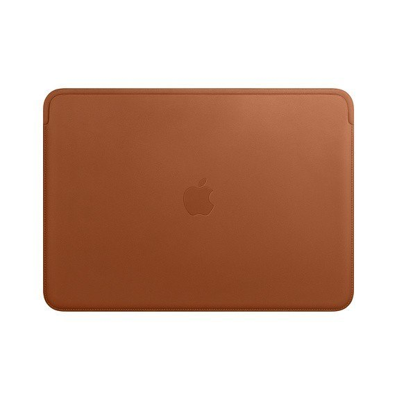 Futerał Leather Sleeve for 13-inch MacBook Pro - Saddle Brown