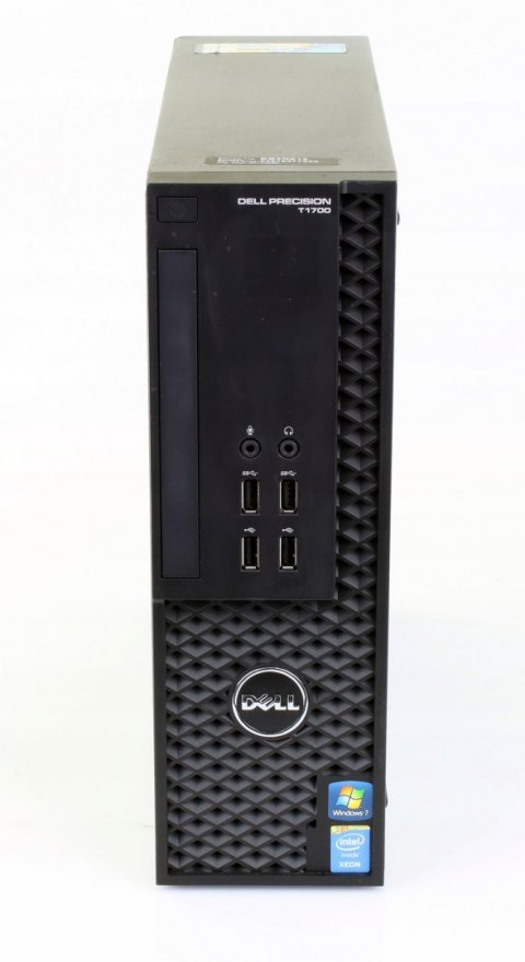 DELL PRECISION T1700 XEON 3,4GHz 16GB 240SSD W10