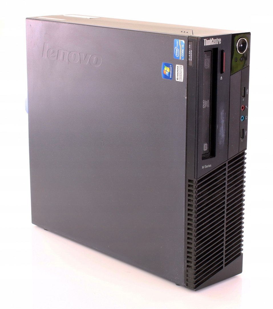 LENOVO THINKCENTRE M81 I5 3.1GHz 8GB 120SSD WIN10