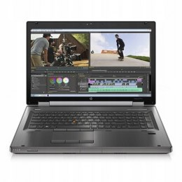 LAPTOP HP 8570W I7 16GB 240SSD W10PRO HD+ QUADRO