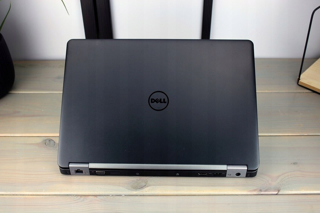 LAPTOP DELL E5470 I5 6GEN 8GB 240SSD WIN10 PODŚW