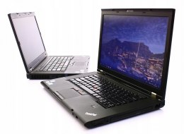 LAPTOP LENOVO T530 I5 16GB 120SSD HD W10 KAM DVD