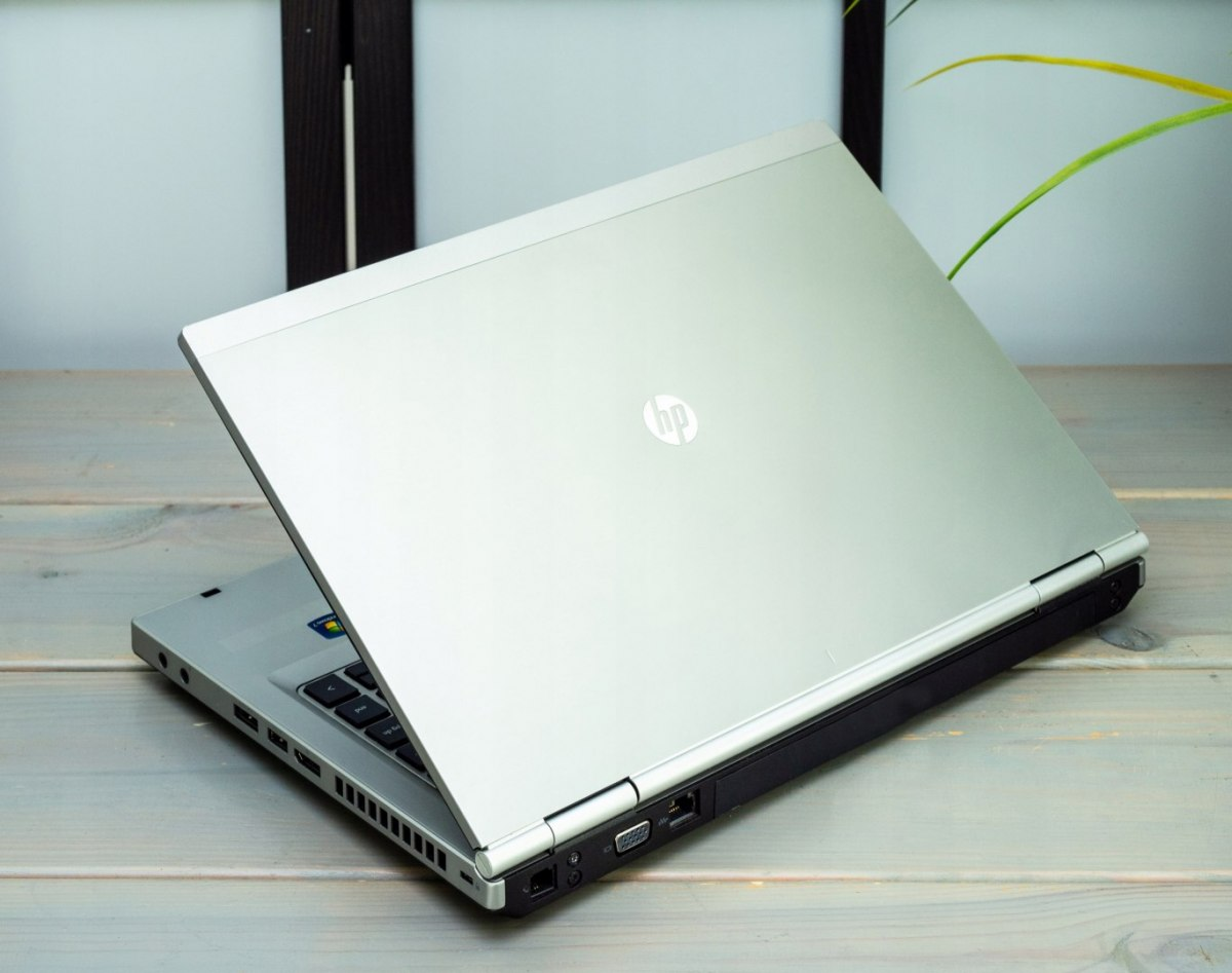 LAPTOP HP 8460P I5 16GB 120SSD HD KAM DVD W10