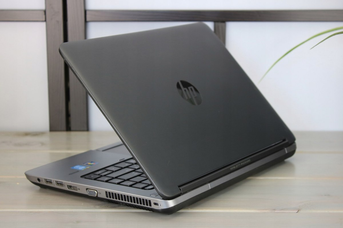 LAPTOP HP PROBOOK 640 G1 I5 HD 8GB 500GB HDD W10