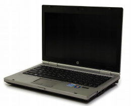 HP ELITEBOOK 2560P I5 4GB 120GB SSD HD WIN7PRO