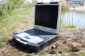 LAPTOP PANASONIC CF-31 I5 4GB 500 HDD W7 PANCERNY