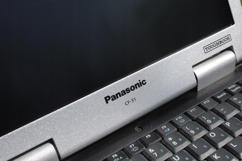 LAPTOP PANASONIC CF-31 I5 8GB 240 SSD W7 PANCERNY
