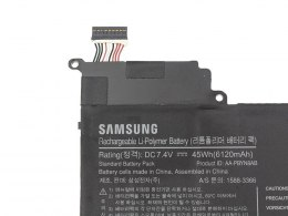 Green Cell Bateria do Samsung 530U4B AA-PBYN8AB / 7,4V 6120mAh