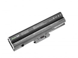 Green Cell Bateria do Sony Vaio VGP-BPS13 VGP-BPS21 (black) / 11,1V 6600mAh