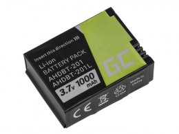 Bateria akumulator Green Cell GoPro HD Hero 3 AHDBT-201 AHDBT-301