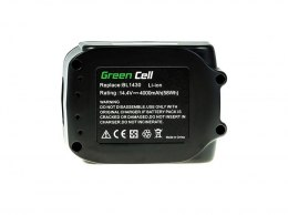 Bateria Akumulator Green Cell do Makita BL1415 BL1430 BL1440 14.4V 4Ah