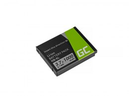 Bateria Green Cell ® NB-6L/6LH do Canon PowerShot SX510 HS, SX520 HS, SX530 HS, SX600 HS, SX700 HS, D30, S90, S120 3.7V 1000mAh