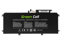 Bateria Green Cell C31N1411 do Asus ZenBook UX305C UX305CA UX305F UX305FA