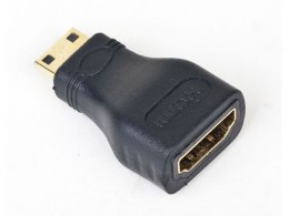 Adapter HDMI-F(F)->HDMI -C(M)
