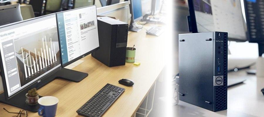 Komputer do biura Dell